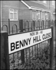 Who Got Benny Hill's Porn Stash?