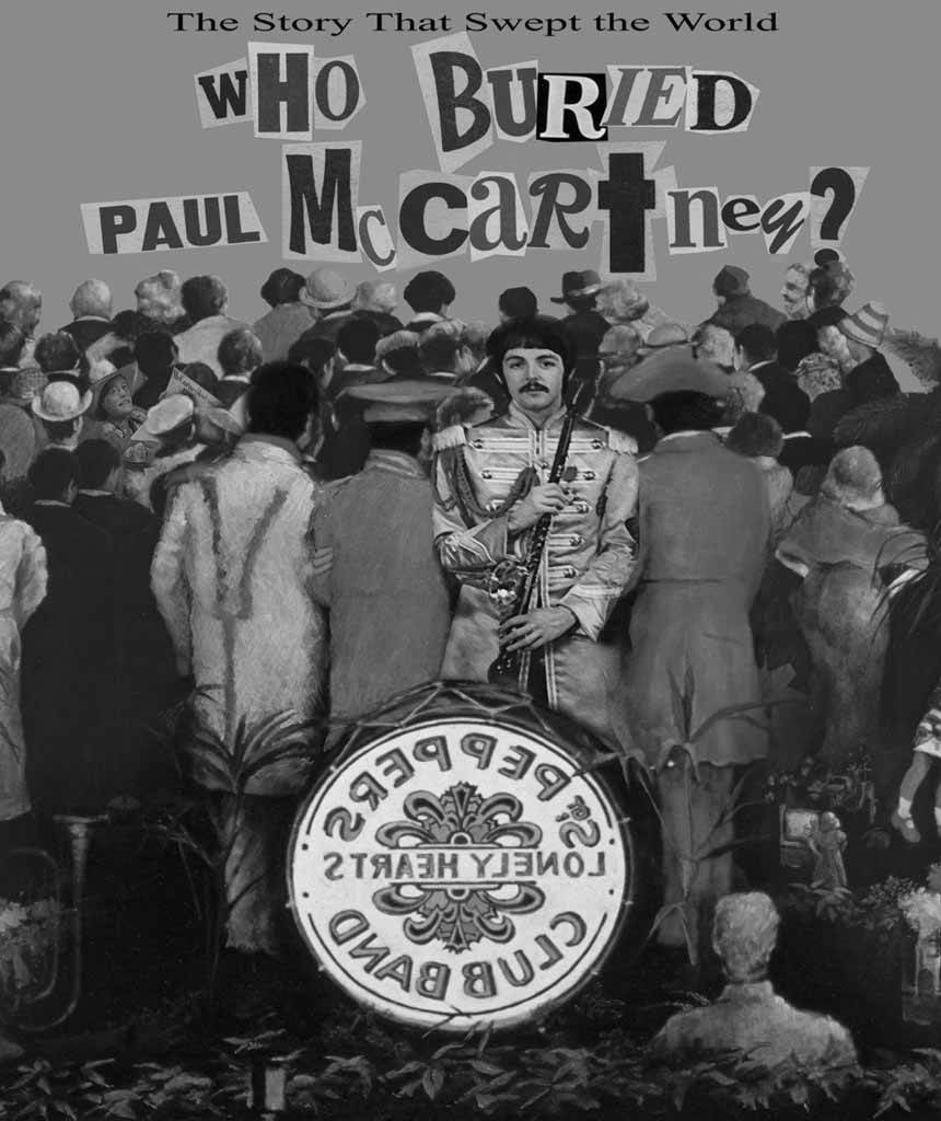 I Buried Paul!