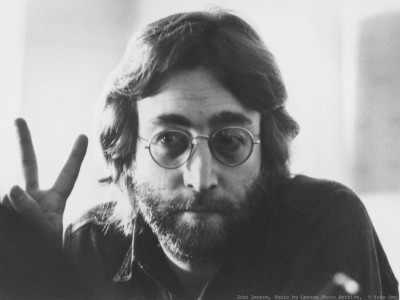 Off The Wrist: John Lennon