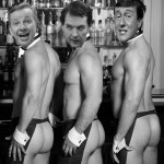 Parliamentary Nudes